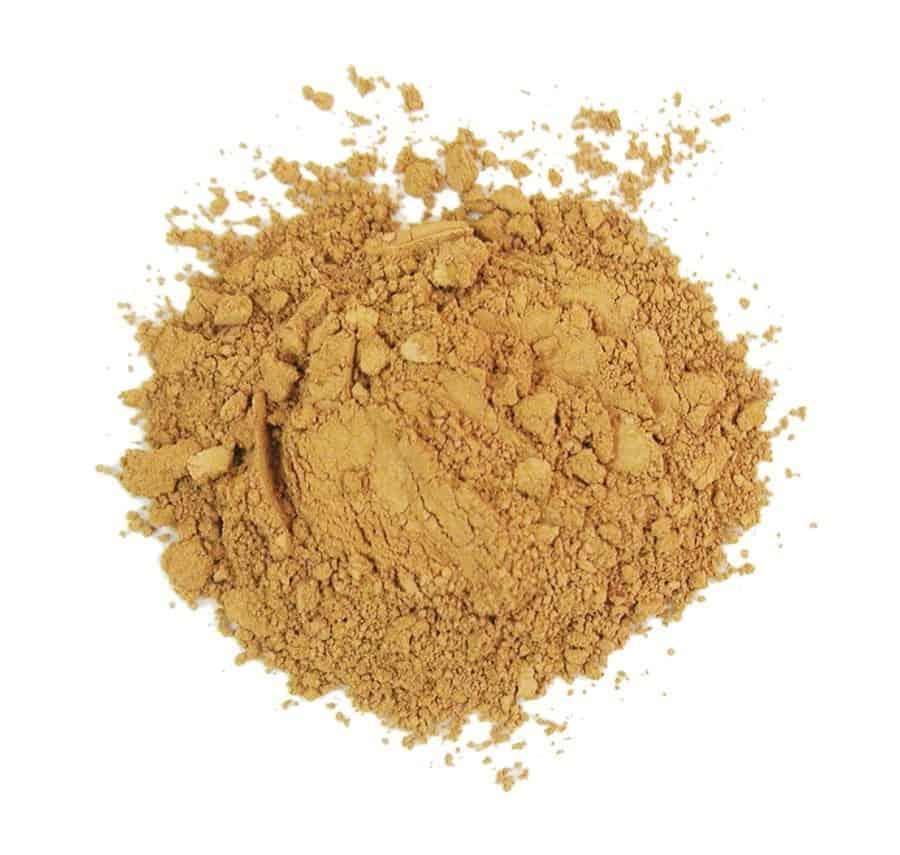 almond cocoa loose minerals