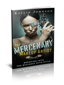 the mercenary makeup artist
